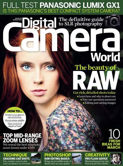 <a href='photography' target='_blank'>digital camera</a> Magazine [March 2012]