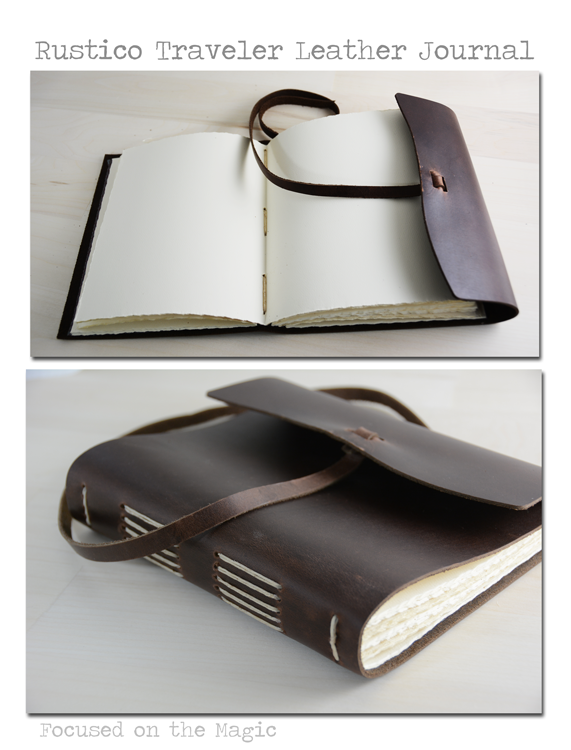 The Traveler's Leather Journal