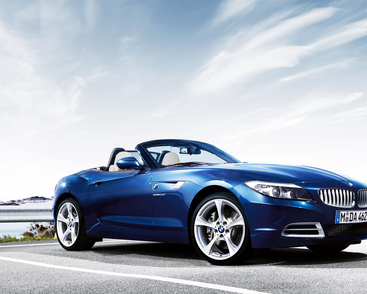 Car Emotion Bmw Z4 Wallpaper Review