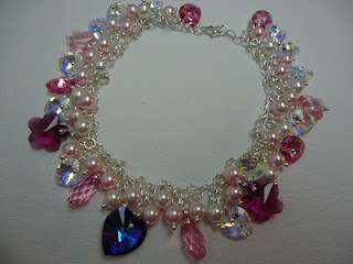 "The ""Luscious Lillian"" Bracelet"