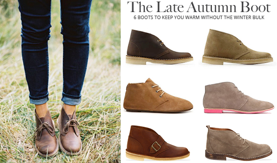 Hennepin Covet The Late Autumn Boot
