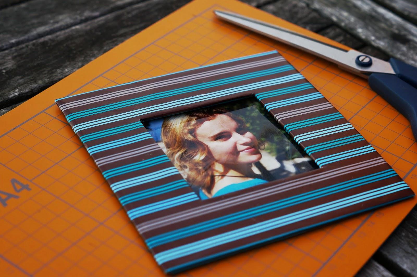 Fotogruesse: DIY: Foto-Magnet - Bild auswechselbar