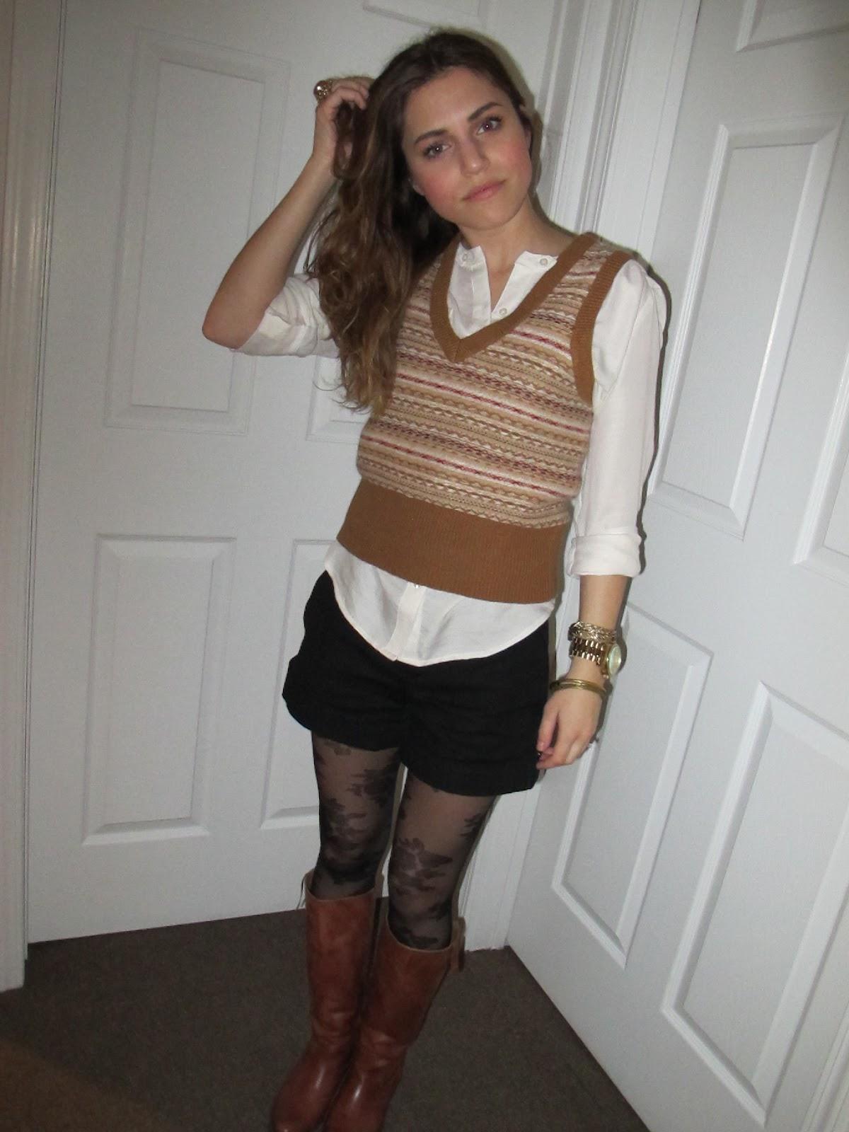 BOTTOM ROCKER: The Jackie Burkhart Sweater Vest
