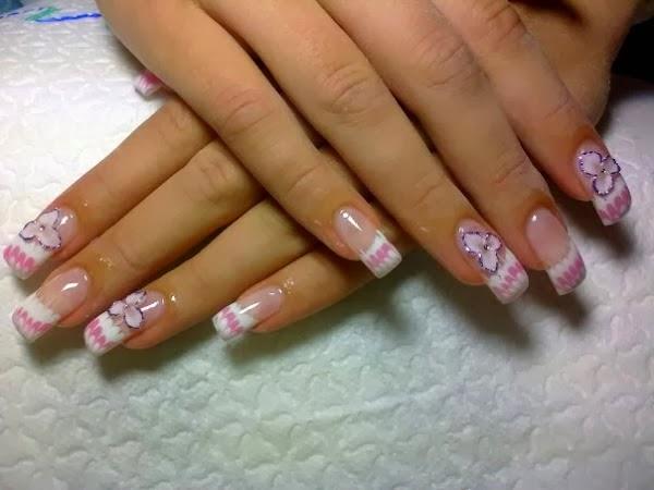 Diseño y Decoración de Uñas-unhas-nails para Niñas 2015