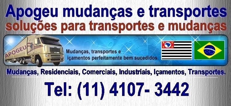 Pesquisa encontre endereço, telefone e empresa de mudanças e transportes em São Paulo-SP