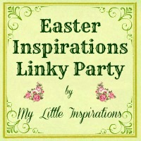 Easter Inspirations Linky Party