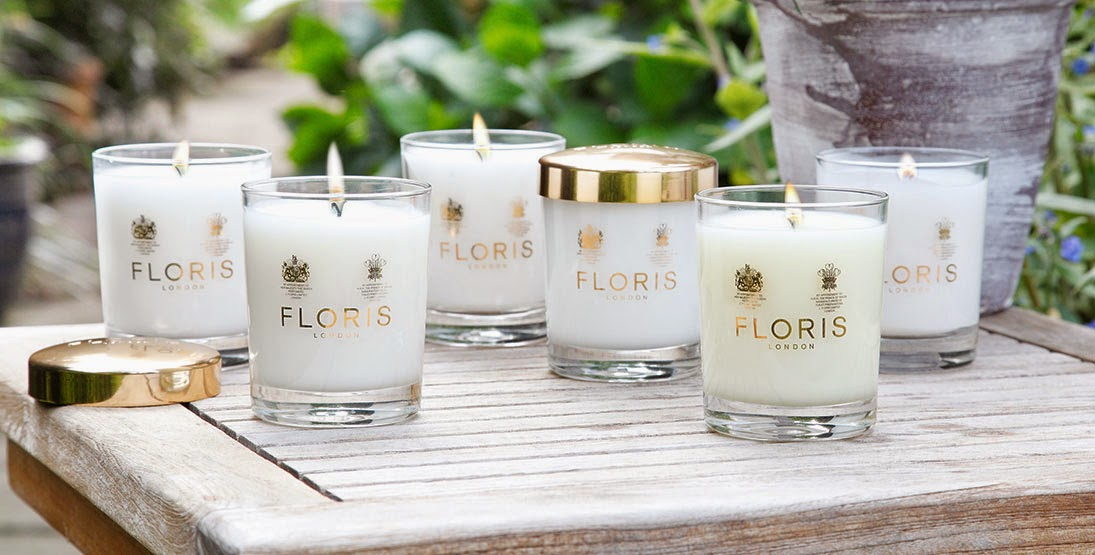 velas floris london