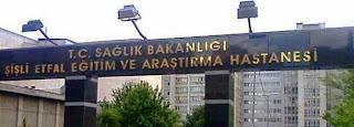 şişli etfal hamidiye eğitim ve araştırma hastanesi