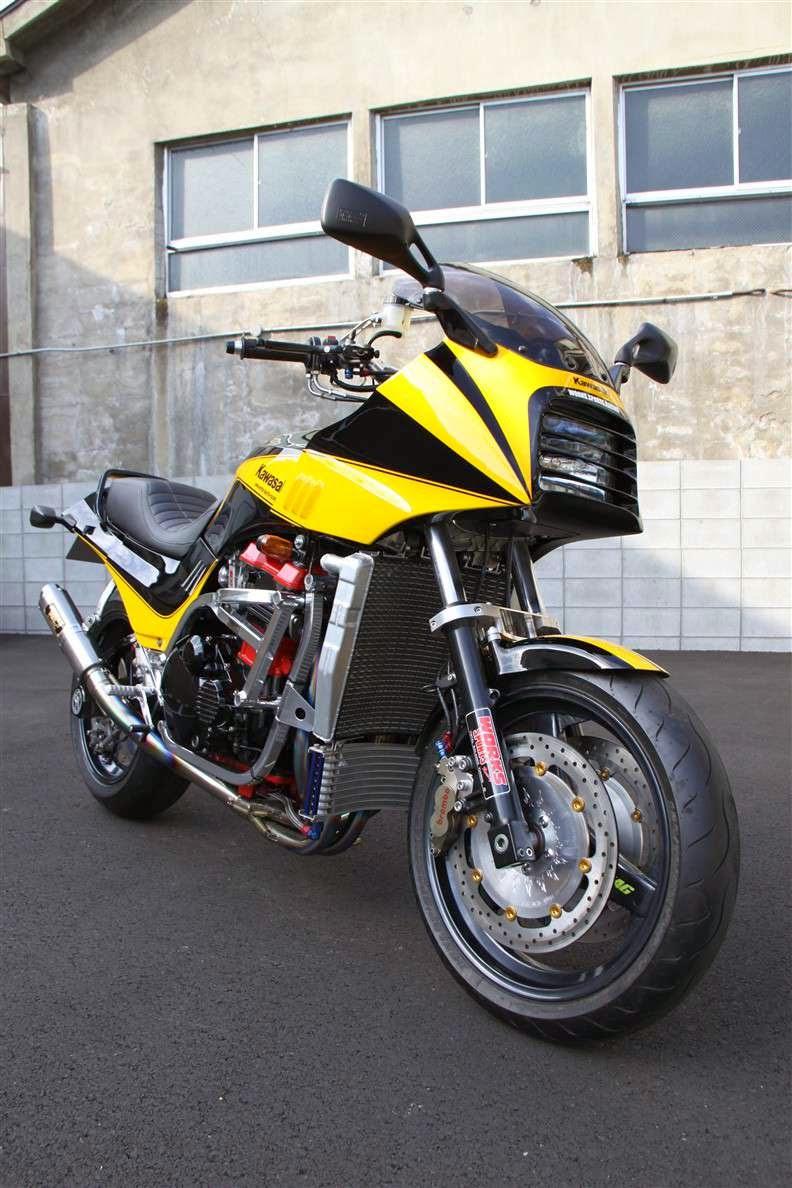 Kawasaki GPZ-R 900 et 750, 1000 RX, ZX 10 TOMCAT - Page 4 KAWASAKI-+works-sports-racing+%25281%2529