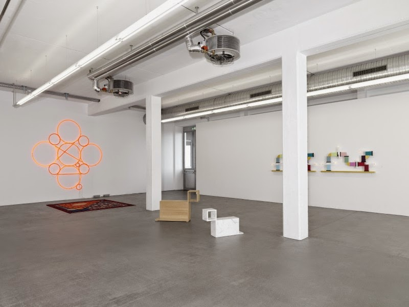 Martine Bedin, Mai-Thu Perret at Fondation Speerstra