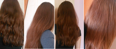 3 Simple tricks to clarify the hair naturally Rinse the hair massage mask