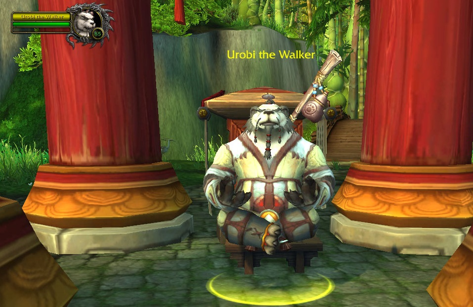 WoW Rare Spawns The Jade Forest Rare Champions