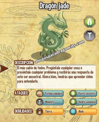 imagen de las caracteristicas del dragon jade
