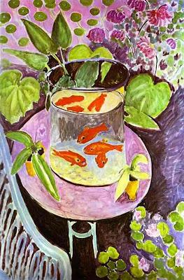 Finestre di gabriele zani henri matisse for Quanto vivono i pesci rossi