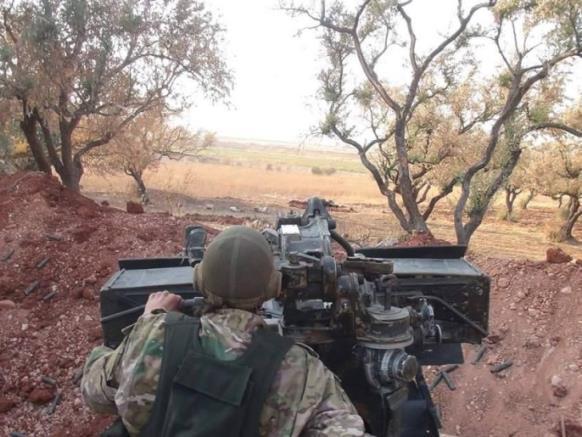 Raihan Kemenangan Mujahidin Setelah Lakukan Serangan Besar-besaran