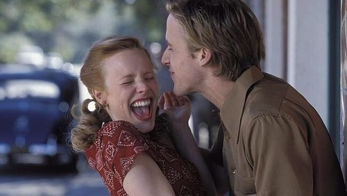 El diario de Noah (The notebook)
