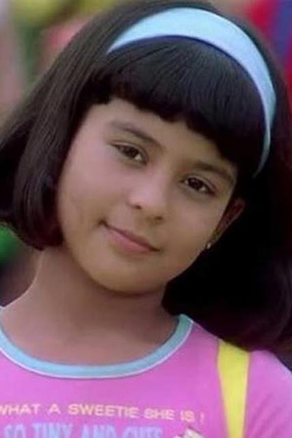 Bollywood Actress Sana Saeed