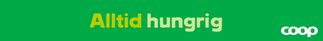 Alltid hungrig
