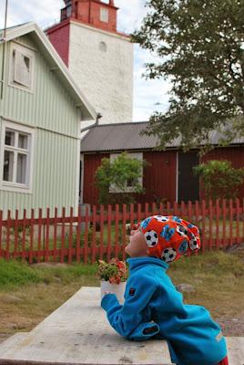 Utö - Majakka ja sääukko