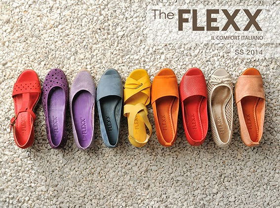the flexx scarpe
