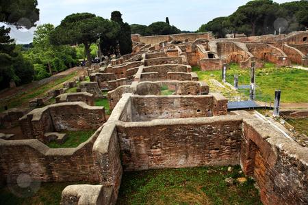 أوستيا أنتيكا من أقدم المدن في إيطاليا