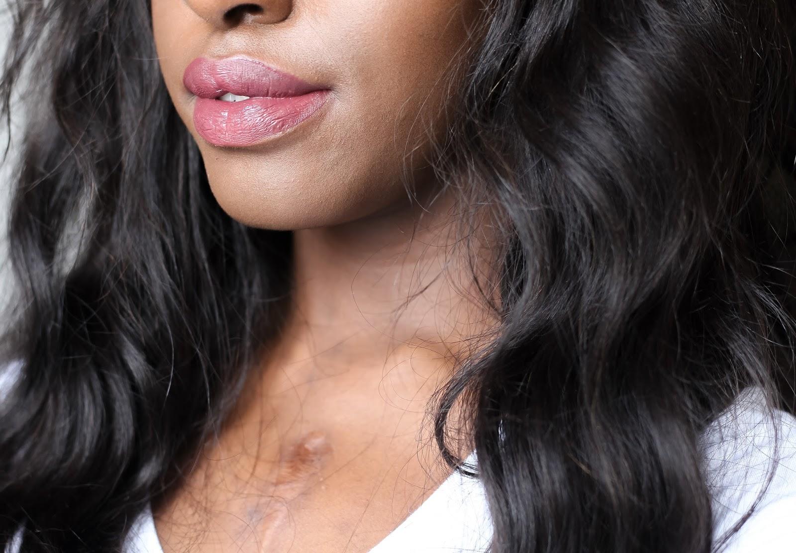 NYX Liquid Suede Cream Lipstick Vintage