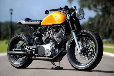 xv750 - yamaha bike