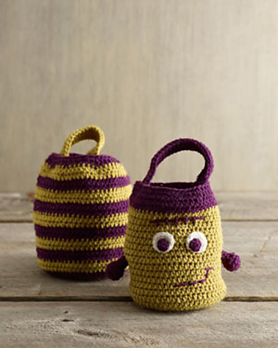Free Crochet Patterns For Trick Or Treat Bags : 2000 Free Amigurumi Patterns: Free Crochet Pattern ...
