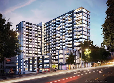 planned apartments for 438 Queen st