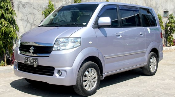 Our Transport Suzuki APV
