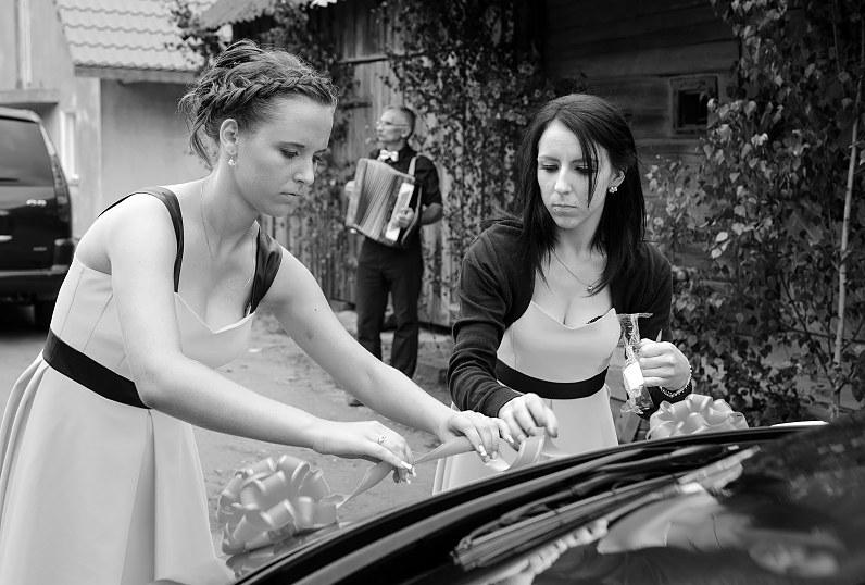 automobilio puošimas