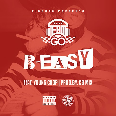 SONG REVIEW: #TeamGo [Feat.Young Chop] - B Easy