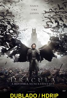 Assistir Drácula: A História Nunca Contada Dublado 2014