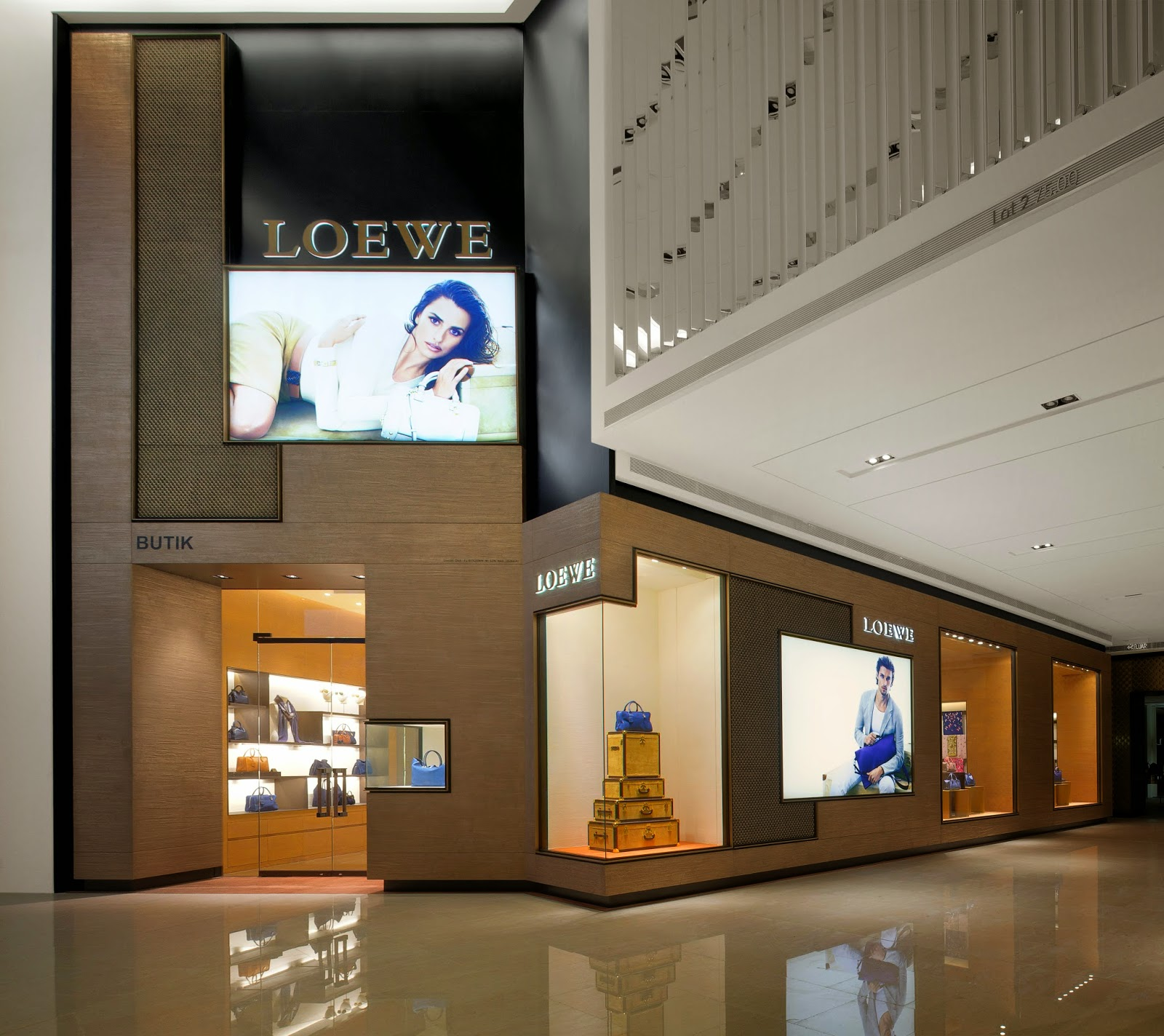 Loewe's New Store at Pavilion KL