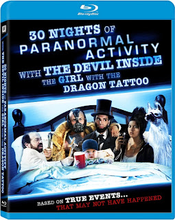 Download - 30 Nights of Paranormal Activity with the Devil Inside the Girl with the Dragon Tattoo - Legendado (2013)