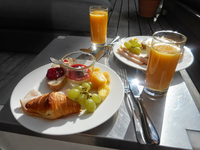 Avenue Hotel Copenhagen Breakfast