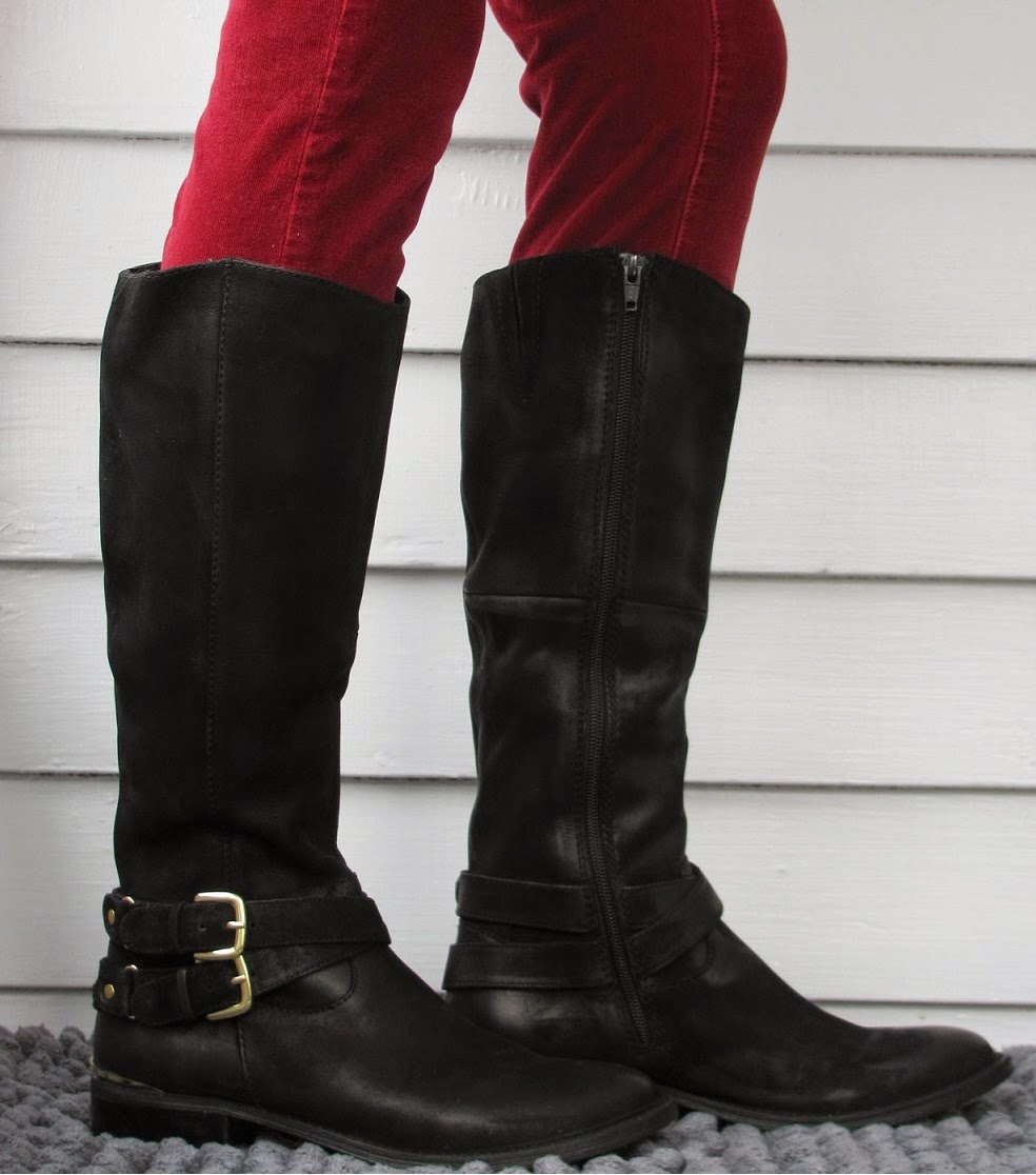 Howdy Slim Riding Boots For Thin Calves March 2015