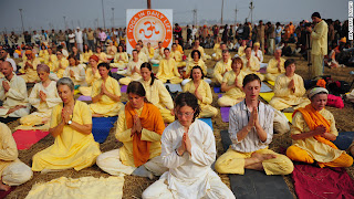 ¿Es el Yoga una religión?