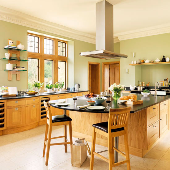 20 steps to the perfect country kitchen for Modern country kitchen designs