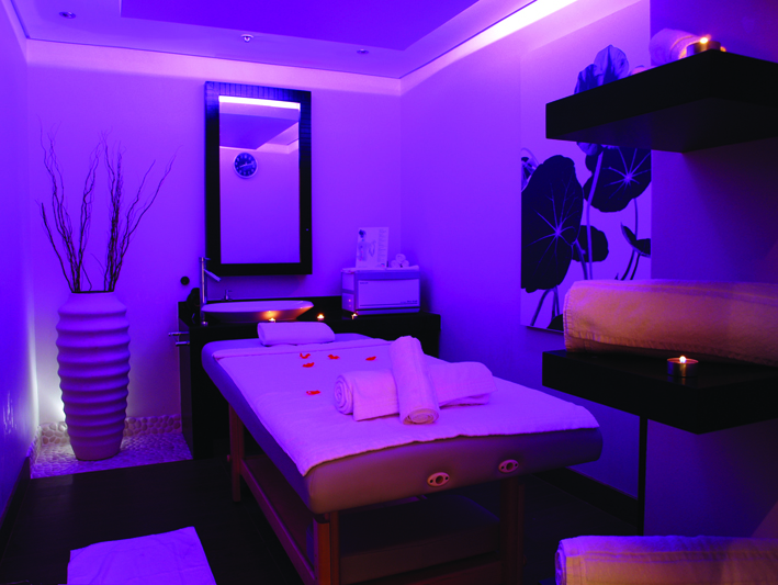 Cleo feature 39 s blog Purple and blue room