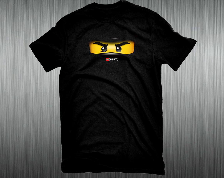 Tee Shirt Shop Ninjago Eyes Tshirt