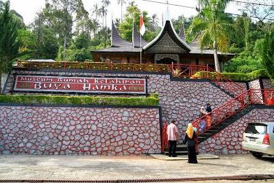 Image result for museum rumah kelahiran buya hamka