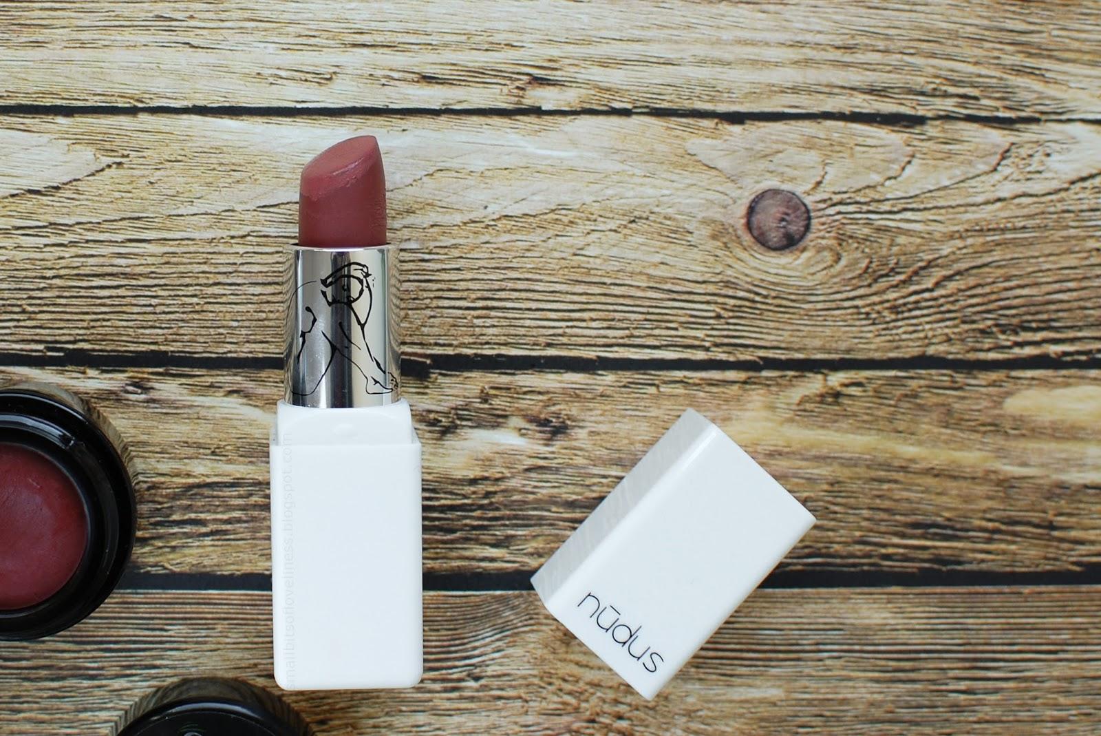 Nudus Lip Euphoria Lipstick 27 Kisses