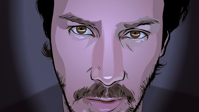 Keanu Reeves: Scanner Darkley