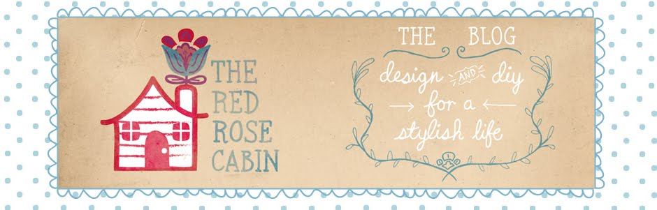 The Red Rose Cabin Blog