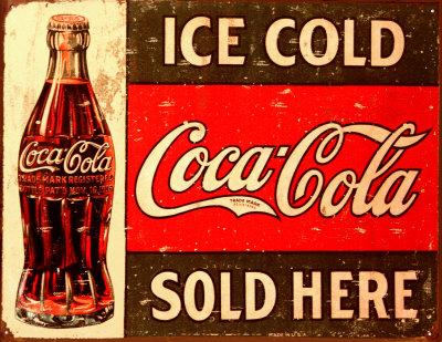 La Linea D Hombre La Coca Cola Con La Cannuccia