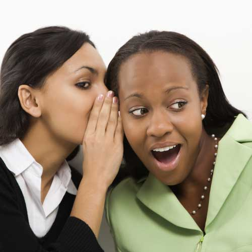 Kreative Discussions: Gossip