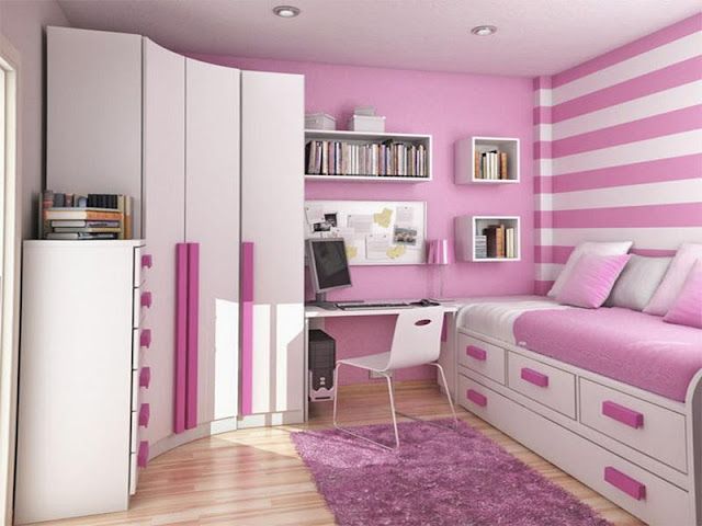 Here Is An Example Images For Paint Designs For Girls Bedrooms. Whatever  Theme You Decide To Use To Design The Perfect Bedroom, Take Your Time, ...