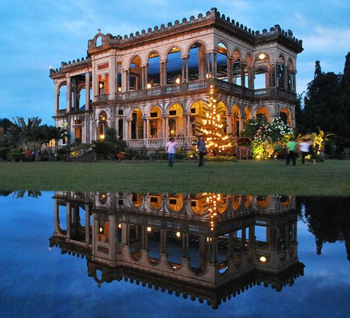 Mansion, Bacolod City