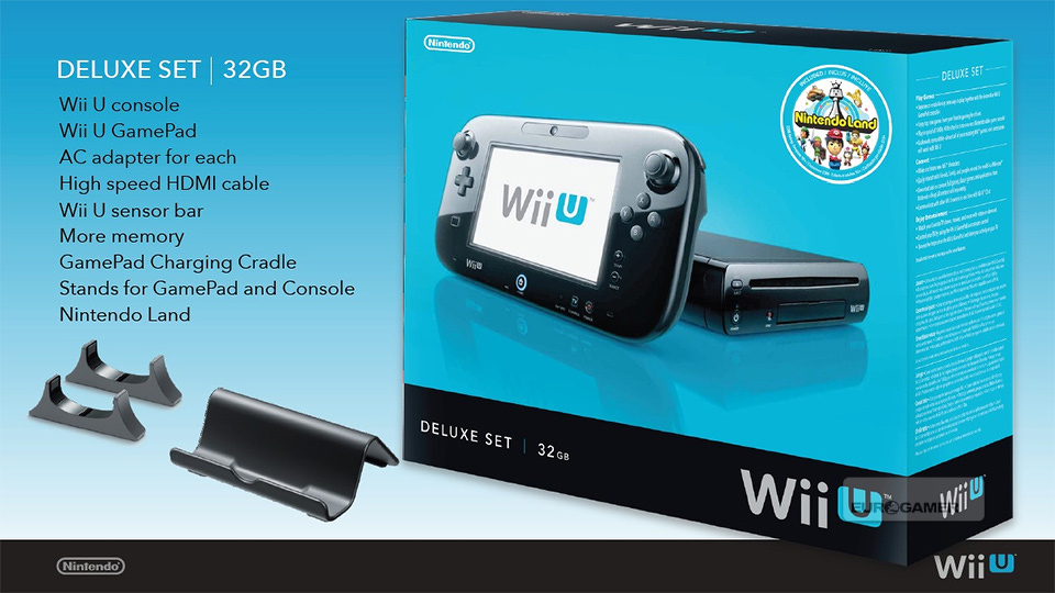 New Wii U Games 2013 : Cadernotecno lista de jogos e lançamentos exclusivos do